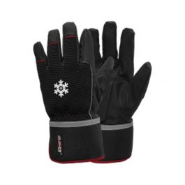 Gloves Pro Handske Red winter