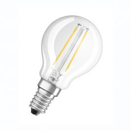 LED-LAMPA RETRO KLOT 2.1W E14