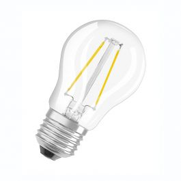LED-LAMPA RETRO KLOT 2W E27