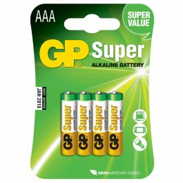 Batteri GP Super Alkaline LR03