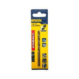 Irwin BORR COBOLT HSS 5.0MM IRWIN