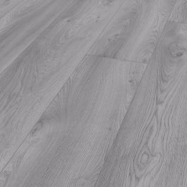 Golvprov Laminatgolv Makro Oak Light Grey 10mm
