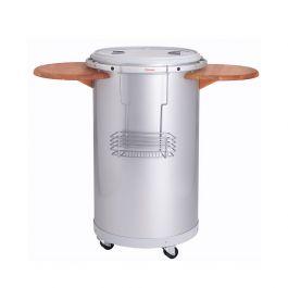 Flaskkyl Party-Cooler aluminium Cylinda