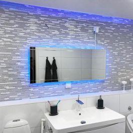 Nordic kakel Mosaik Sticks Glass White Nordic kakel