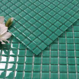 Nordic kakel Kristallmosaik Green Ocean 23X23 Nordic kakel