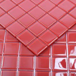 Nordic kakel Kristallmosaik Red Rose 48X48 Nordic kakel