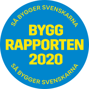 Byggrapporten 2020